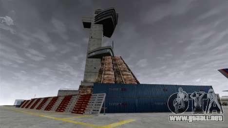 Zona de combate para GTA 4 tercera pantalla