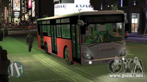 Daewoo BC211MA Baku para GTA 4