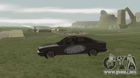 Hierba de Las Venturase. para GTA San Andreas segunda pantalla