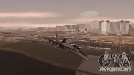 Hierba de Las Venturase. para GTA San Andreas undécima de pantalla