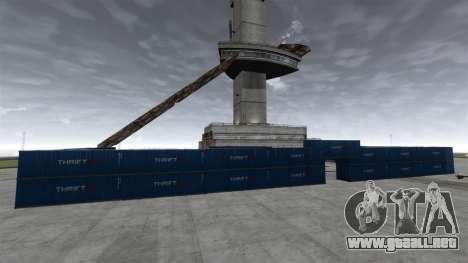 Zona de combate para GTA 4