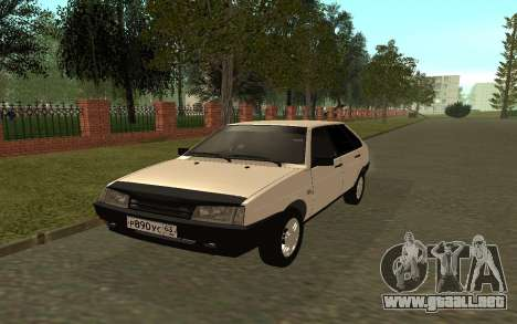 VAZ 21093 para GTA San Andreas