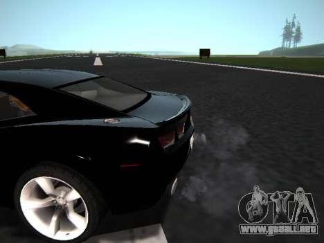 ENBSeries v4 by phpa para GTA San Andreas segunda pantalla