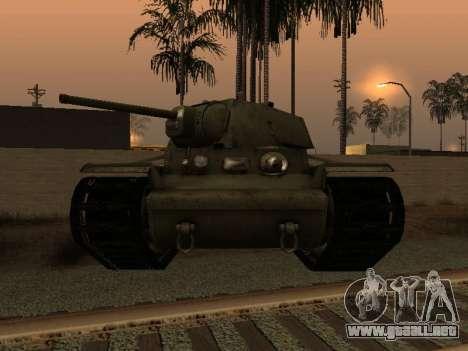 KV-1 para GTA San Andreas