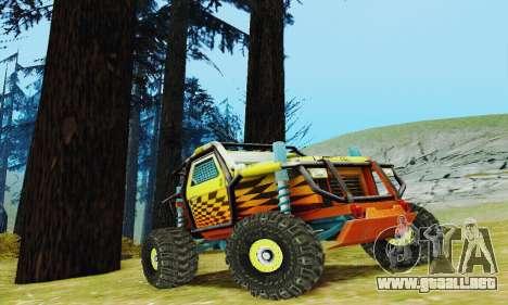 Joker prototipo UAZ para GTA San Andreas