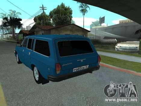 GAS 31022 para la visión correcta GTA San Andreas
