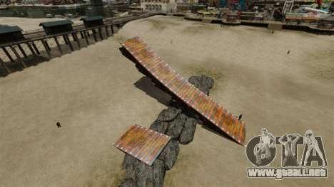 Casa de playa para GTA 4 sexto de pantalla