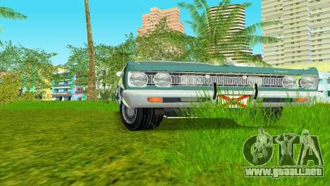 Plymouth Fury III 1969 Coupe para GTA Vice City left