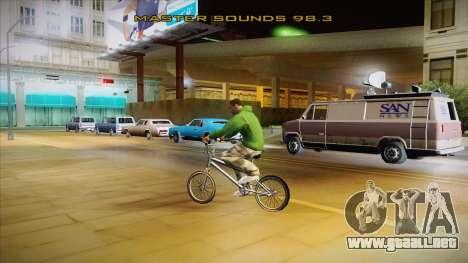 All Cars Radio & Repair Activator para GTA San Andreas sexta pantalla