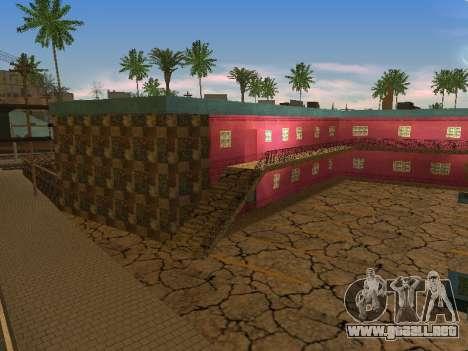 Nuevas texturas en Jefferson para GTA San Andreas segunda pantalla