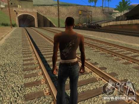 Nuevo Mike CJ para GTA San Andreas segunda pantalla