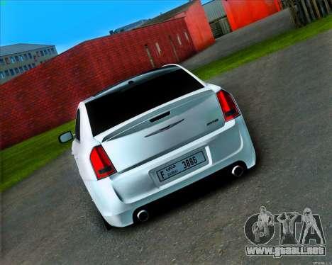 Chrysler 300C SRT-8 MANSORY_CLUB para la visión correcta GTA San Andreas