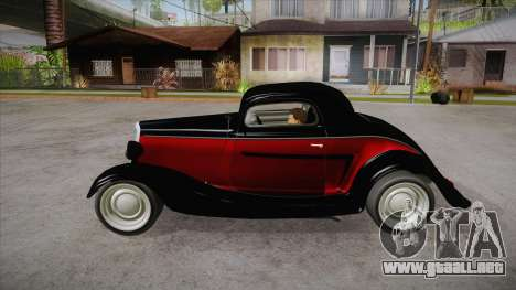 Hot Rod Extreme para GTA San Andreas left