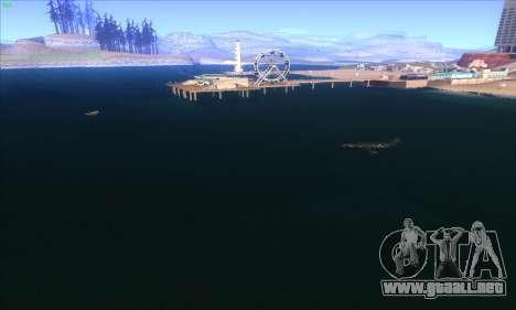 ENBSeries by MatB1200 V1.1 para GTA San Andreas segunda pantalla