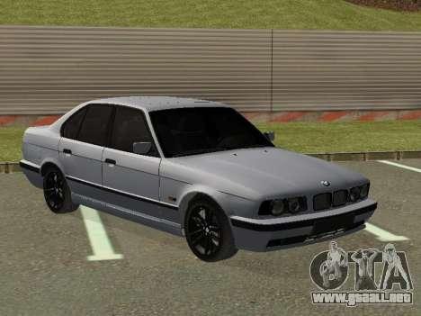 BMW 525I para GTA San Andreas