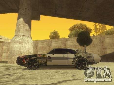 Clover Modified para GTA San Andreas left