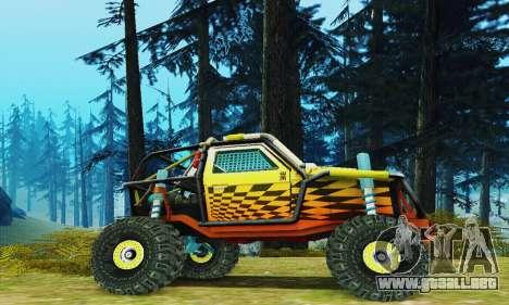 Joker prototipo UAZ para GTA San Andreas left