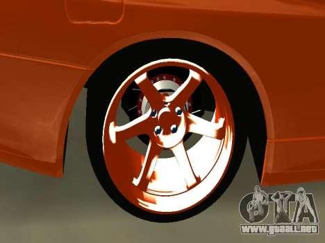 Nissan Skyline R-34 para la visión correcta GTA San Andreas