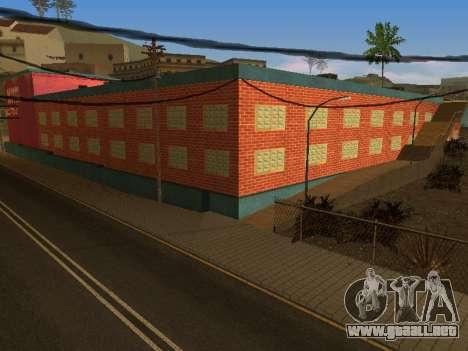 Nuevas texturas en Jefferson para GTA San Andreas séptima pantalla