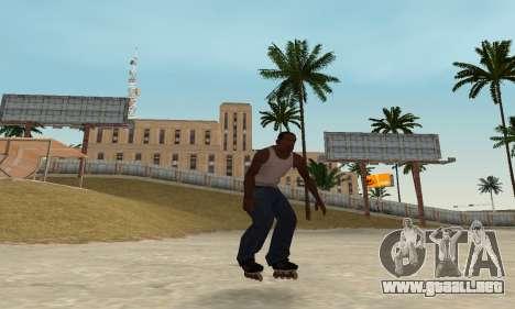 Vídeos para GTA San Andreas sucesivamente de pantalla