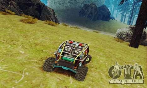 Joker prototipo UAZ para la vista superior GTA San Andreas