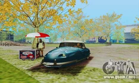 Davis Divan 1948 para GTA San Andreas