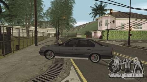 Hierba de Las Venturase. para GTA San Andreas sexta pantalla