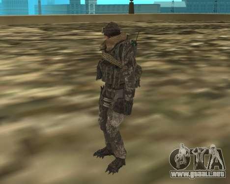 SOAP MacTavish para GTA San Andreas