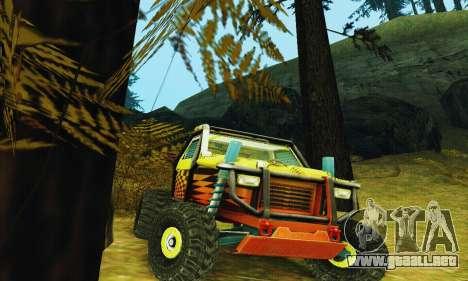 Joker prototipo UAZ para visión interna GTA San Andreas