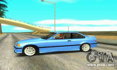 BMW M3 (E36) para GTA San Andreas left