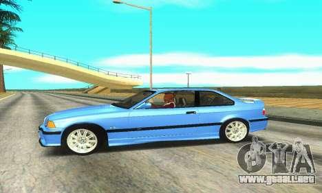 BMW M3 (E36) para GTA San Andreas left