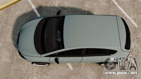 Seat Leon Gtaciyiz para GTA 4 visión correcta