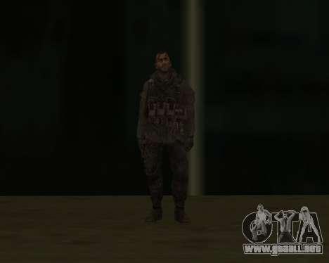 Jabón para GTA San Andreas segunda pantalla
