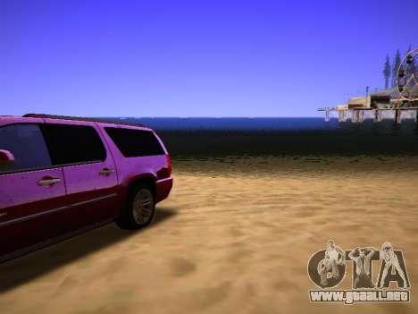ENBSeries v4 by phpa para GTA San Andreas octavo de pantalla