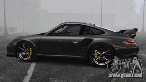 Porsche 997 GT2 2012 Simple version para GTA 4 left