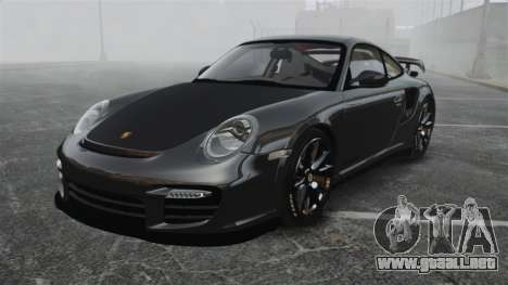 Porsche 997 GT2 2012 Simple version para GTA 4