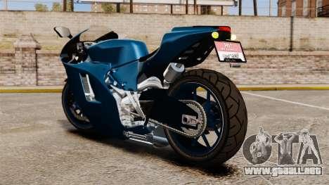 Ducati Desmosedici RR 2012 para GTA 4 left