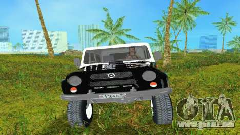 UAZ 3151 para GTA Vice City left