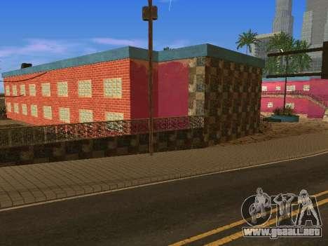 Nuevas texturas en Jefferson para GTA San Andreas décimo de pantalla