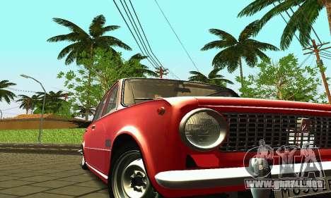 VAZ 2101 BPAN para GTA San Andreas left