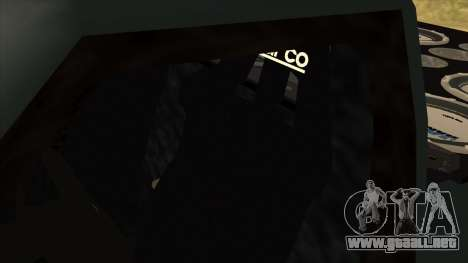NEW Bobcat para visión interna GTA San Andreas