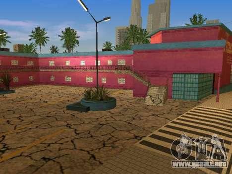 Nuevas texturas en Jefferson para GTA San Andreas tercera pantalla