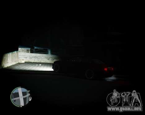 BiXenon para GTA 4 segundos de pantalla