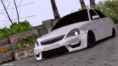 Lada Priora AMG Version para GTA San Andreas