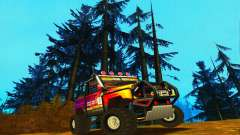 UAZ Hunter juicio para GTA San Andreas