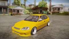 Honda Civic 1998 Tuned para GTA San Andreas