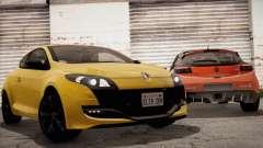 Renault Megane RS Tunable
