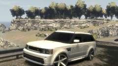Range Rover Sport 2013 para GTA 4