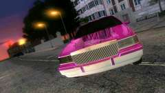 Cadillac Fleetwood Coupe para GTA Vice City