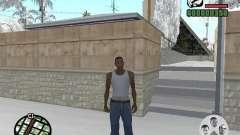 Conmutación entre personajes como GTA V